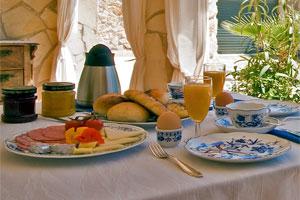 Frühstück Fincahotel Son Baro