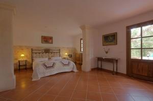 Suite mit Garten und Terrasse